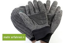 Unterwegs - Handschuhe, Schal